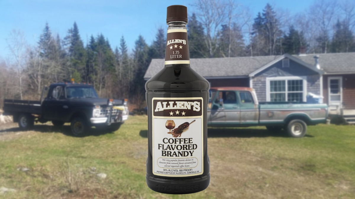 Report: Danny's Brother Got Him a Half-Gallon of Allen's for the Party