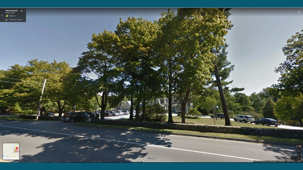This Month's Down East 'Where In Maine?' Clearly Just Google Street View of Down EastOffice