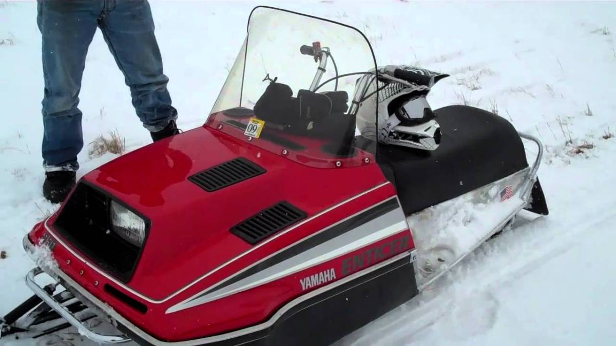 Maine's Republican Gubernatorial Hopefuls Begin Preparing Snowmobiles for Winter