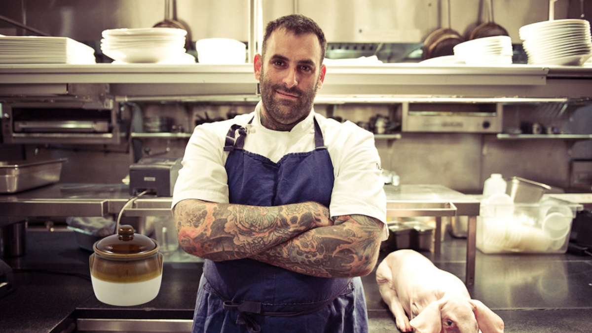 This Innovative Chef Took the Traditional Maine Baked Bean Supper and Made it Cost $85