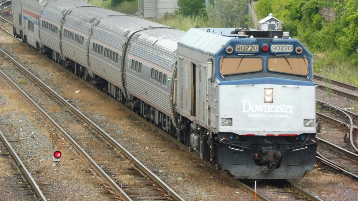 Rockland to Boston Passenger Rail Could Cut Trip to as Little as 8-10Hours