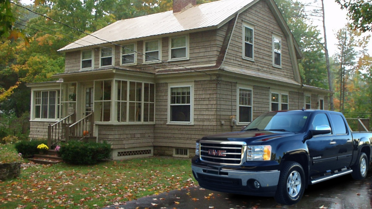 Neighbors Issue Statement About Jerry's New Truck: 'Must beNice'